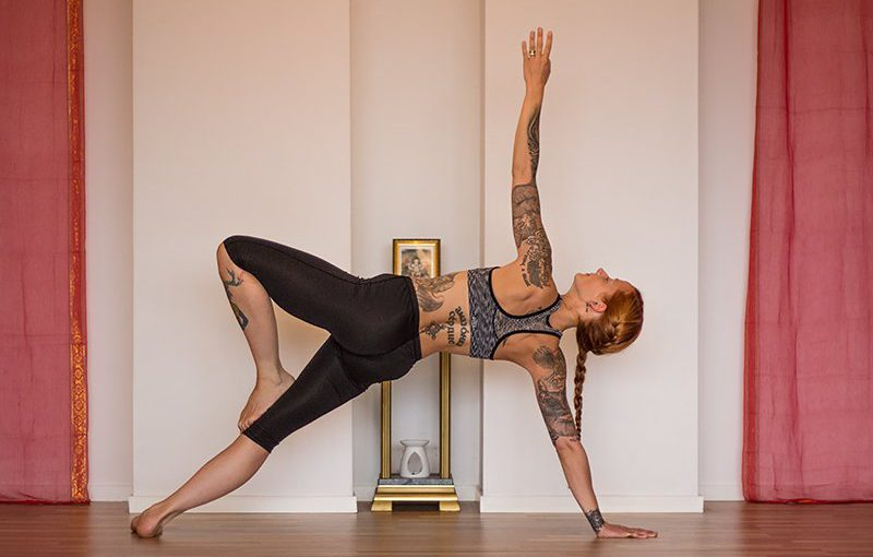 Hatha/Vinyasa Yoga Teknik & Praktik